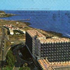 Postales: LAS PALMAS DE GRAN CANARIAS Nº 26 HOTEL BEVERLY PARK ESCRITA CIRCULADA CON SELLO AÑO 1974. Lote 25585124