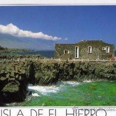Postales: ISLA DEL HIERRO CANARIAS HOTEL PUNTA GRANDE Nº 008 ART-EDITION SIN CIRCULAR NUEVA. Lote 25966413