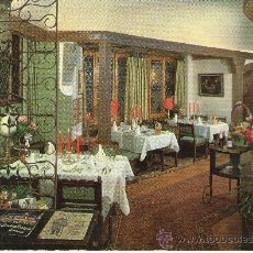 Postales: POSTAL DE SUIZA RESTAURANT OLD SWISS HOUSE. Lote 28158704