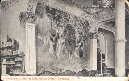 Barcelona maison dor e un tapiz de la sala d comprar - La maison barcelona ...