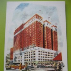 Postales: PALMER HOUSE A HILTON HOTEL. CHICAGO. POSTAL SIN CIRCULAR. Lote 28587681