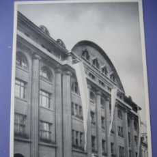 Postales: HOTEL RESTAURANTE VOLKSHAUS. BERN. SUIZA. POSTAL SIN CIRCULAR. Lote 28647017