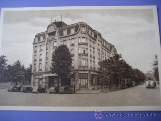 GRAND HOTEL. VALENCIENNES. FRANCIA. POSTAL SIN CIRCULAR (Postales - Postales Temáticas - Hoteles y Balnearios)