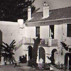 Postales: HOTEL Y RESTAURANT CASTILLO DE SANTA CLARA MÁLAGA EDICIONES IMPERIO SIN CIRCULAR . Lote 30652623