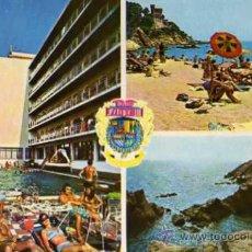 Postales: HOTEL FELIPE III LLORET DE MAR COSTA BRAVA GERONA ESPAÑA TONGRAF SIN CIRCULAR . Lote 30744401