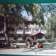 Postales: HOTEL-H1-NO ESCRITA-HOTEL SAN BERNAT-Nº4015-BARCELONA. Lote 31132393