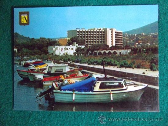 HOTEL-H1-NO ESCRITA-HOTEL DENIA-ALICANTE (Postales - Postales Temáticas - Hoteles y Balnearios)