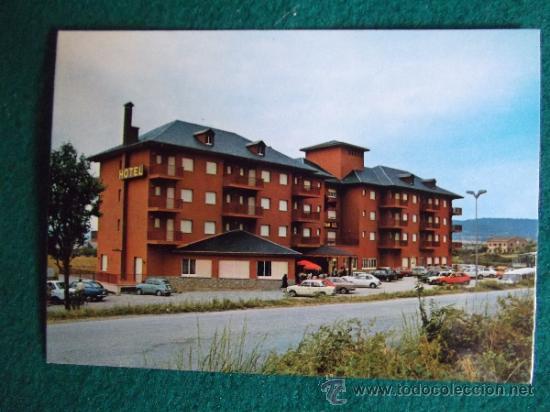 HOTEL-H1-NO ESCRITA-HOTEL GRAN SOL-SOLSONA-LERIDA-EDICION Y FOTO ART-CARDONA-DL.B.31.507-1976 (Postales - Postales Temáticas - Hoteles y Balnearios)