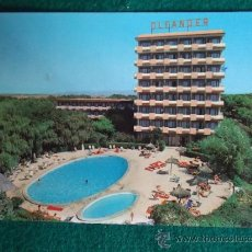Postales: HOTEL-H1- ESCRITA-HOTEL OLEANDER-PLAYA DE PALMA-MALLORCA. Lote 31132601