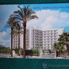 Postales: HOTEL-H1- ESCRITA-HOTEL OSIRIS -CALA MILLOR-MALLORCA. Lote 31132621