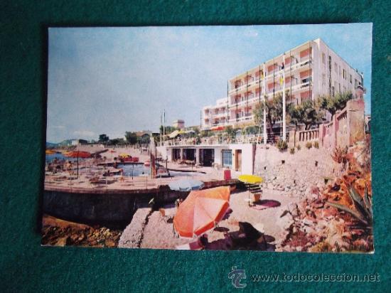 HOTEL-H1-NO ESCRITA-HOTEL VORAMAR-LA ESCALA-COSTA BRAVA (Postales - Postales Temáticas - Hoteles y Balnearios)