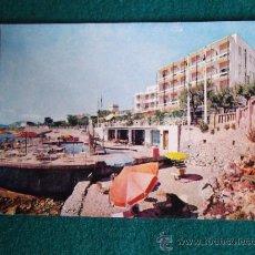 Postales: HOTEL-H1-NO ESCRITA-HOTEL VORAMAR-LA ESCALA-COSTA BRAVA. Lote 31132666