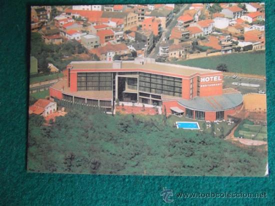 HOTEL-H1-NO ESCRITA-HOTEL CIUTAT-GRANOLLERS-BARCELONA (Postales - Postales Temáticas - Hoteles y Balnearios)