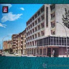 Postales: HOTEL-H1-NO ESCRITA-HOTEL PEDRO I DE ARAGON-HUESCA-GRAL FRANCO 34. Lote 31132742