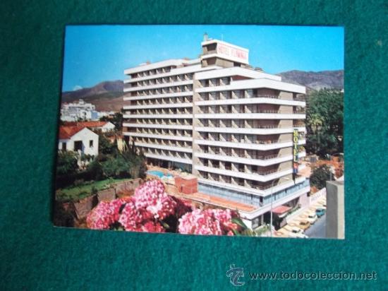 HOTEL-H1-NO ESCRITA-HOTEL FLAMINGO-TORREMOLINOS-MALAGA (Postales - Postales Temáticas - Hoteles y Balnearios)