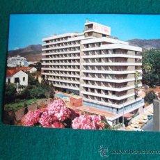 Postales: HOTEL-H1-NO ESCRITA-HOTEL FLAMINGO-TORREMOLINOS-MALAGA. Lote 31132759