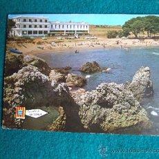 Postales: HOTEL-H1- ESCRITA-HOTEL AMPURIAS-LA ESCALA-COSTA BRAVA. Lote 31132831