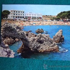 Postales: HOTEL-H1- ESCRITA-HOTEL AMPURIAS-LA ESCALA-COSTA BRAVA-FORADADA. Lote 31132852