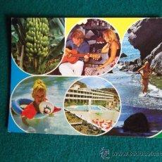 Postales: HOTEL-H1- ESCRITA-HOTEL APART-RIVIERA-PLAYA DEL CURA-GRAN CANARIA. Lote 31132879