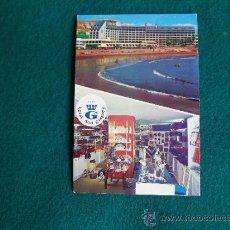 Postales: HOTEL-H1-NO ESCRITA-HOTEL DON GREGORY-SAN AGUSTIN-GRAN CANARIA. Lote 31132947