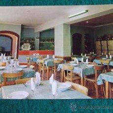 Postales: HOTEL-H2-NO ESCRITA-HOTEL SAN ANTONIO-SAN ESTEBAN DE BAS-GERONA. Lote 31170801