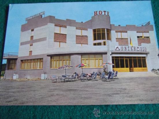 HOTEL-H2-NO ESCRITA-HOTEL MONTERMOSO-ARANDA DE DUERO-BURGOS (Postales - Postales Temáticas - Hoteles y Balnearios)
