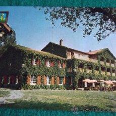 Postales: HOTEL-H2-NO ESCRITA-HOTEL SAN BERNAT-BARCELONA. Lote 31170845