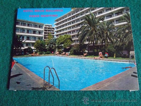 HOTEL-H2-NO ESCRITA-HOTEL MELIA-MALLORCA (Postales - Postales Temáticas - Hoteles y Balnearios)