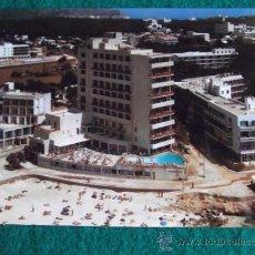 Postales: HOTEL-H2-NO ESCRITA-HOTEL SON MOLL-CALA RATJADA-MALLORCA. Lote 31170958
