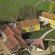 Postales: HOTEL RENÉ CASSIN, ALBERGUE DE JUVENTUD, ESTRASBURGO, FRANCIA. Lote 31324071