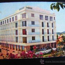 Postales: POSTAL TARGETA POSTAL HOTEL CLIPPER, LLORET DE MAR, COSTA BRAVA. TELEMOVIX.. Lote 32027844