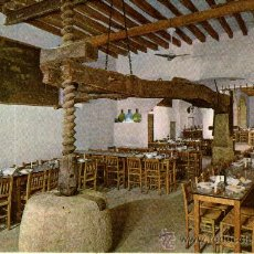 Postales: POSTAL DE MALLORCA PREDIO SON MAR RESTAURANTE - HOTEL. Lote 32122093