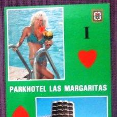 Postales: GRAN CANARIA - PLAYA DEL INGLÉS - PARKHOTEL LAS MARGARITAS II. Lote 32136673