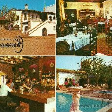 Postales: HOTEL RESTAURANTE EL BOSOVE - BANYERES DEL PENEDÈS - SIN CIRCULAR. Lote 32319343