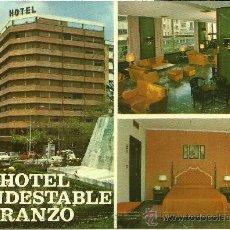 Postales: HOTEL CONDESTABLE IRANZO - JAEN - SIN CIRCULAR. Lote 32330828