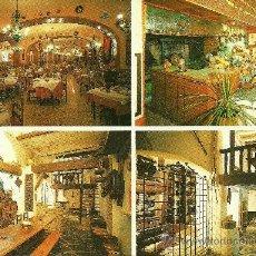 Postales: HOTEL DURAN - RESTAURANTE TÍPICO CATALÁN - FIGUERAS - SIN CIRCULAR. Lote 32478749