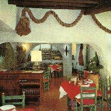 Postales: HOTEL XAINÉ - LLORET DE MAR - COSTA BRAVA - SIN CIRCULAR - 1972. Lote 32479272