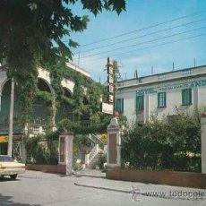 Postales: POSTAL - HOTEL ANDRIA - LA SEO DE URGEL - LLEIDA. Lote 32523178