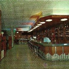 Postales: MANRESA - HOTEL PEDRO III - BAR - CIRCULADA - 1972. Lote 32635239