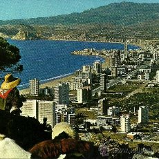 Postales: HOTEL CALA - BENIDORM - SIN CIRCULAR. Lote 32637358