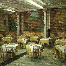 Postales: HOTEL EUROPA - GRANOLLERS - Nº 4819 - COMEDOR - EDICIONES ESCUDO DE ORO - SIN CIRCULAR. Lote 32640647