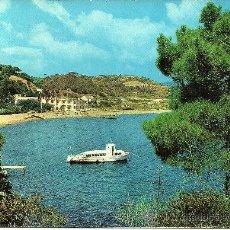 Postales: ALBERGO TURISTICO BALNEARE LE ACACIE - LIVORNO - 1965 - CIRCULADA. Lote 33676431