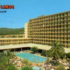 Postales: HOTEL SAMOS Nº 603 PLAYA DE MAGALLUF MALLORCA COFIBA NUEVA SIN CIRCULAR. Lote 33776826