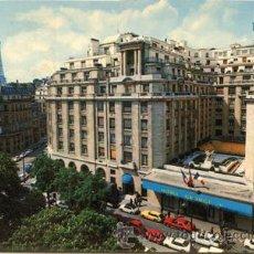 Postales: POSTAL *HOTEL GEORGE V - PARÍS* 31, AVENUE GEORGE V - PARIS -- SIN CIRCULAR. Lote 35016261
