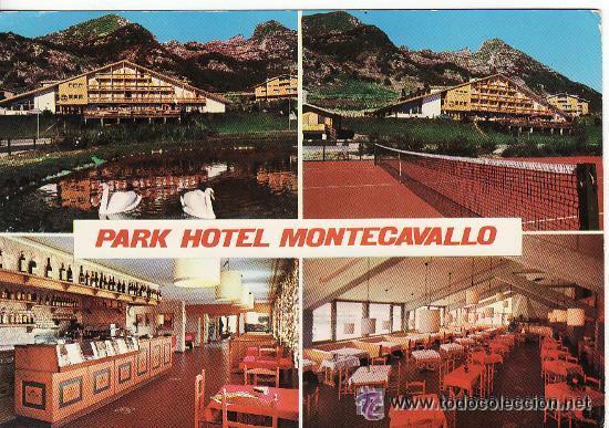 +-+ PV790 - POSTAL - PARK HOTEL MONTECAVALLO (Postales - Postales Temáticas - Hoteles y Balnearios)