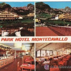 Postales: +-+ PV790 - POSTAL - PARK HOTEL MONTECAVALLO. Lote 37083476