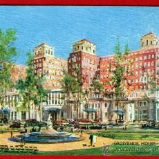 Postales: ANTIGUA TARJETA POSTAL DEL HOTEL GROSVENOR HOUSE, LONDRES - TUCK & SONS - BIEN CONSERVADA Y SIN USAR. Lote 37548771