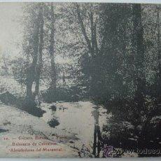Postales: POSTAL DE VERIN (GALICIA), BALNEARIO DE CABREIROA. Lote 254424520