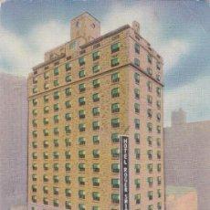 Postales: POSTAL SIN CIRCULAR HOTEL ROGER SMITH, NUEVA YORK - EXCELENTE ESTADO. Lote 38599139