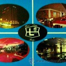 Postales: HOTEL LISBOA - BADAJOZ . Lote 38602924